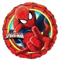 Spiderman foliový balónek 45cm