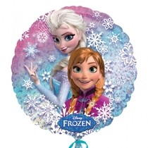 Frozen foliový balónek holografický 45cm
