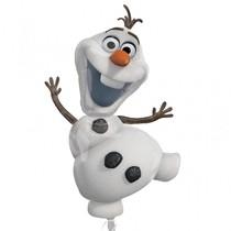 Frozen Olaf foliový balónek 58cm x 104cm