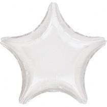 Hvězda White Metallic