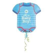 Dupačky Baby Boy balónek 60 cm x 55 cm