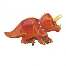 Foliový balónek Triceratops 106cm x 60cm