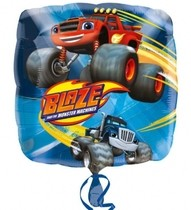 Blaze foliový balónek 43cm