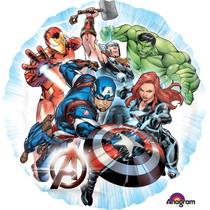 Avengers folivý balónek 43 cm