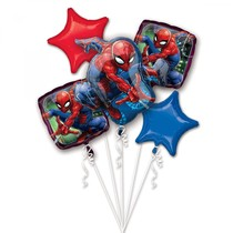 Spiderman balónky sada 5 ks