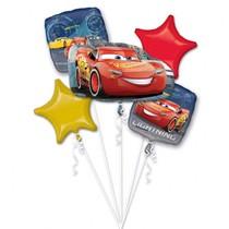 Cars McQueen balónky sada 5 ks