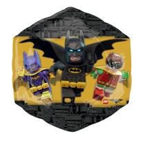 Lego Batman foliový balónek 58cm x 55cm