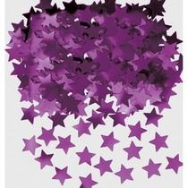 Konfety hvězdy Purple 14g