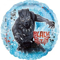 Black Panther balónek jumbo