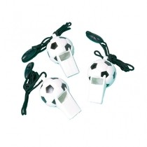 Fotbal píšťalka 1ks