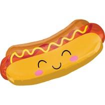 Hot Dog balónek 83 cm x 38 cm