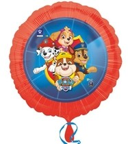 Tlapková patrola balónek 43 cm