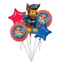 Tlapková patrola balónky sada 5 ks