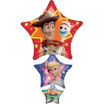 Toy Story balónek 63 cm x 106 cm