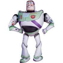 Foliový balonek chodící Toy Story Buzz 157 cm x 111 cm