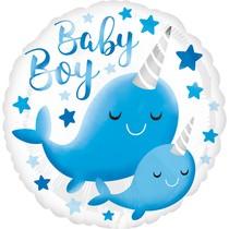 Baby Boy balónek 42 cm