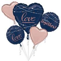 Love balónky sada 5 ks
