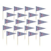 Kotva napichovátka vlaječky 36 ks