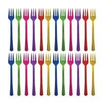 Vidličky koktejlové 20ks 11 cm
