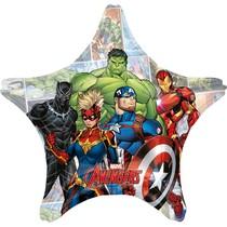 Marvel Avengers Jumbo balónek hvězda 71 cm