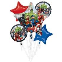Avengers Marvel balónky sada 5 ks
