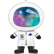 Kosmonaut balónek 76 cm x 50 cm