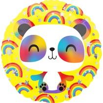 Panda balónek 42 cm