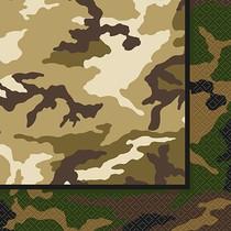 Army ubrousky 16ks 33cm x 33cm