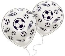 Balónky fotbal 8ks
