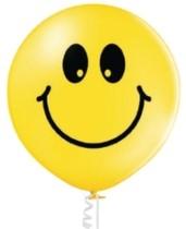 Smajlík balónek 60 cm B 250
