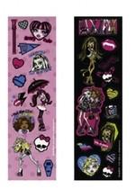 Monster High samolepky 8ks