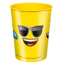 Emoji plastový kelímek 355ml