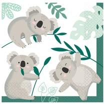 Koala ubrousky 16 ks 33 x 33 cm