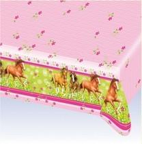 Kůň - ubrus 120cm x 180 cm