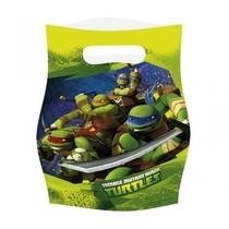 Želvy Ninja taška 6ks 16cm x 23cm