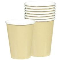 Kelímky papírové Vanilla Creme 8ks 266ml
