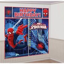 Spiderman plakáty k narozeninám 5ks