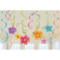 Havajské dekorace 12 ks