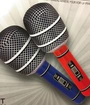 Mikrofon nafukovací velký 76cm