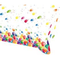 Ubrus balónky 120 cm x 180 cm