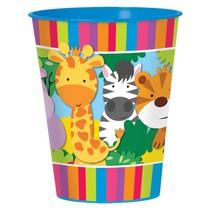 Safari kelímek 473 ml plastový