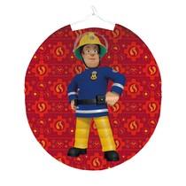 Požárník Sam lampion 25 cm
