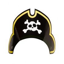 Piráti čepice 8 ks