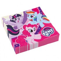 Ubrousky My Little Pony 20 ks