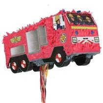 Požárník Sam piňata