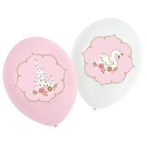 Princess balónky 6 ks 28 cm