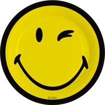 Smiley World talíře 23 cm
