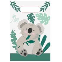Koala papírová taška 8 ks 16 cm x 24 cm