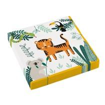 Safari ubrousky 16 ks 33 cm x 33 cm