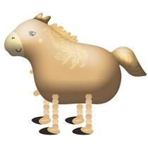 Kůň chodící balónek 54 cm x 96 cm